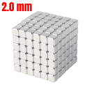 Nam châm xếp hình thông minh vuông buckyballs Neocube 2mm