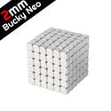 Nam châm xếp hình thông minh vuông buckyneo Neocube 2mm