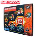 Bộ xếp hình nam châm Mag Wisdom 100 chi tiết chính hãng