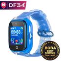 Đồng hồ định vị trẻ em chống nước DF34 - Định vị kép GPS & LPS đề cử bởi Boba.vn