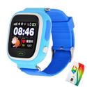 Đồng hồ định vị trẻ em GPS Q90 cảm ứng định vị - Hỗ trợ tiếng Việt tặng kèm sim 4G viettel