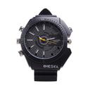 Camera ngụy trang đồng hồ ĐH Disecl 8GB - FullHD hỗ trợ quay đêm