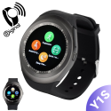 Đồng hồ thông minh mặt tròn lắp sim Y1 - Lắp sim nghe gọi