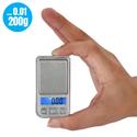 Cân điện tử tiểu ly mini 2T đo được từ 1 - 200g Cân vàng bạc đá quý