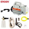 Máy bơm xịt rửa xe áp lực cao Ergen EN 6708 2300W - Tặng bình bọt tuyết