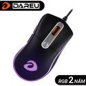 Chuột Gaming DareU S100 (LED RGB ) DPI 2000 - Bảo hành 2 năm chính hãng