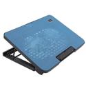 Đế tản nhiệt cho Laptop N99 hỗ trợ nâng 45 độ - 2 Fan