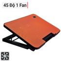 Đế tản nhiệt cho Laptop N98 hỗ trợ nâng 45 độ - 1 Fan