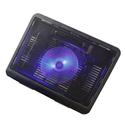 Đế Tản Nhiệt Laptop Cooling N19 - Một Fan lớn hỗ trợ Laptop 14inch