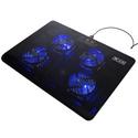 Đế tản nhiệt laptop V4 - 4 quạt mạnh mẽ cao cấp