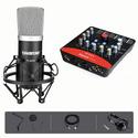 Combo mic thu âm đỉnh cao PCK500 UPOD PRO Chân màn kẹp