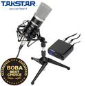 Mic thu âm chuyên nghiệp Takstar PC K500 - Tặng kèm nguồn 48V