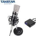 Micro thu âm Takstar PC K600 - Tặng kèm nguồn 48V Phantom