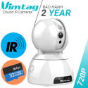 Camera ip 360 Vimtag CP2 HD720