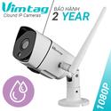 Camera IP Wifi Vimtag B3S 1080P - Ngoài trời chống nước full