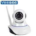 Camera IP Yoosee 04S đàm thoại 2 chiều - Xoay 360 độ hỗ trợ quay đêm