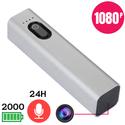 Camera pin sạc S100 hỗ trợ quay Full HD - Ghi âm 24 giờ liên tục