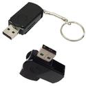 Camera ngụy trang cố định Móc khóa K5 - Hỗ trợ thẻ nhớ 32GB