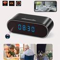Camera ip wifi đồng hồ để bàn LED TX205 - Có hỗ trợ quay đêm chất lượng 4k