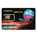 Sim vinaphone VD89 tặng kèm