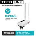 Bộ kích sóng wifi Totolink EX1200 Xuyên tường - 1200Mpbs