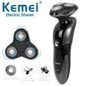 Máy cạo râu không dây Kemei KM-9006