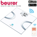 Cân phân tích chỉ số sức khỏe Beurer BF710 chính hãng - Kết nối bluetooth