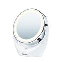 Gương trang điểm 2 mặt led Beurer BS49 - Zoom 5 lần