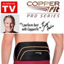 Đai nịt bụng Copper Fit M3 - Chất liệu Cotton co giãn đàn hồi