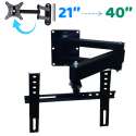 Giá treo loa xoay 360 độ KX32 (21 - 40 inch)