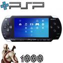 Máy chơi game cầm tay Sony PSP1000 Likenew 97% đã hack
