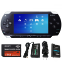 Máy chơi game cầm tay Sony PSP1000 Likenew 97% đã hack máy đẹp chính hãng