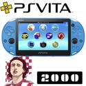 Máy chơi game Sony PS Vista 2000 likenew Hack Full Game