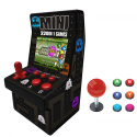 Máy chơi game mini  Mini Arcade Games Console game siêu thị 220 game IN 1