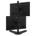 Giá treo để bàn LCD Dektop S2V ( 14 - 24 inch) trục đứng - Nhập Khẩu