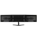 Giá treo để bàn 3 LCD Dektop S3H ( 14 - 24 inch) trục ngang - Nhập Khẩu