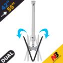Giá treo thả trần NBT5520 - 2A (42 - 65 inch) - Có gật gù nhập khẩu