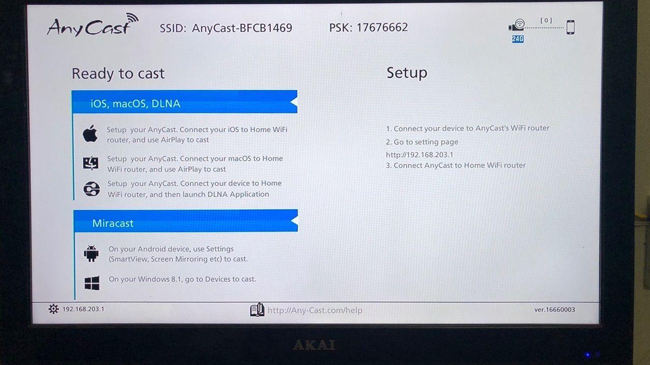 HDMI không dây M4 plus hiển thị lên tivi