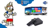 [Tư Vấn] Nên mua android tv box nào tốt nhất xem trong mùa world cup 2018
