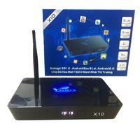 Hướng dẫn Up Firmware cho dòng Android TV Box Vinabox X10