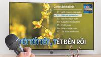 [Hát karaoke online] chỉ bằng Smart TV và Amply chơi nhạc trực tuyến