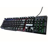 Bàn phím giả cơ RIMAX K68 chuyên dùng phòng game