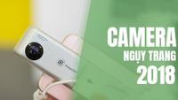 Những loại camera ngụy trang siêu nhỏ được ưa chuộng nhất năm 2018