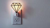 Những mẫu đèn ngủ trang trí giá rẻ