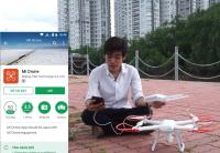 hướng dẫn cách sử dụng flycam xiaomi