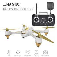 Đánh giá Flycam chính hãng Hubsan H501S Professional