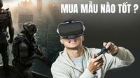 Top 5 mẫu kính thực tế ảo xem phim 3D VR SBS đáng mua và trãi nghiệm nhất năm 2018