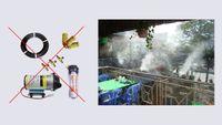 Các lỗi hay mắc phải khi lắp đặt hệ thống phun sương tự động - Máy phun sương rỉ nước