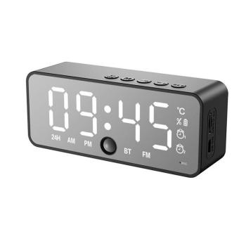 Loa bluetooth Kimiso K11 có đồng hồ led báo thức kiêm đo nhiệt độ