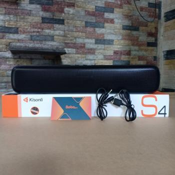 Loa bluetooth KISONLI S4 cao cấp - Tích hợp BluetoothFMUSBThẻ nhớ